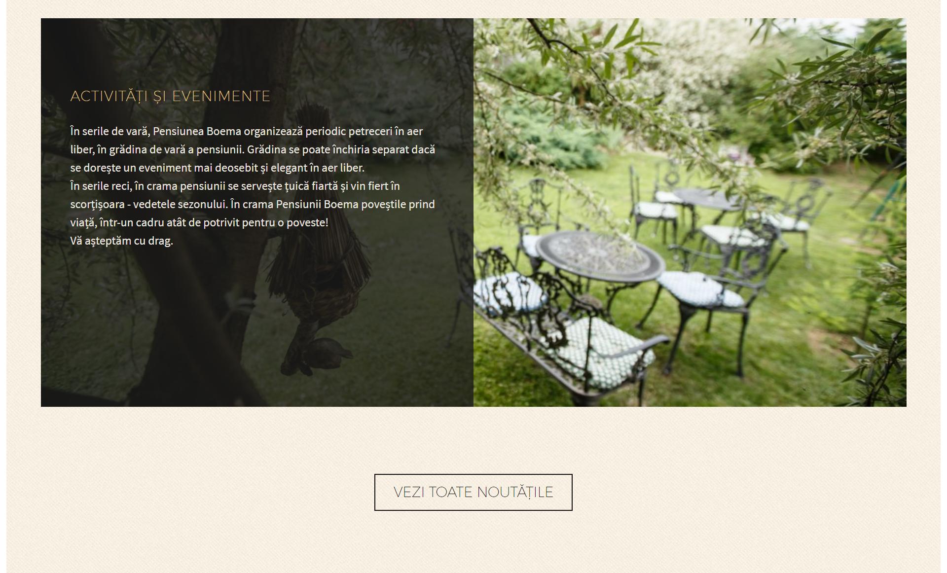 Creare site by OGLAS